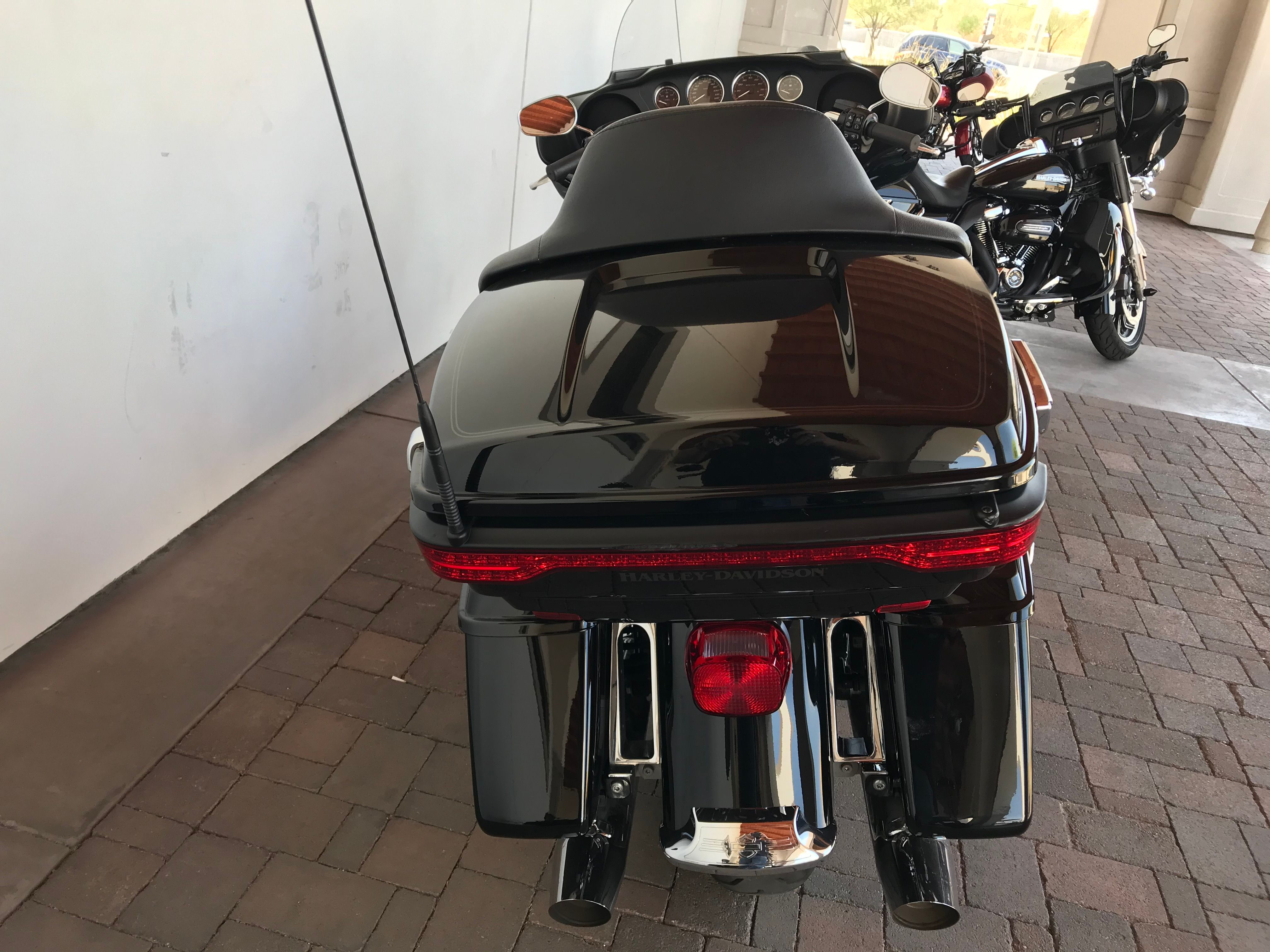 Pre-Owned 2019 Harley-Davidson Electra Glide Ultra Classic