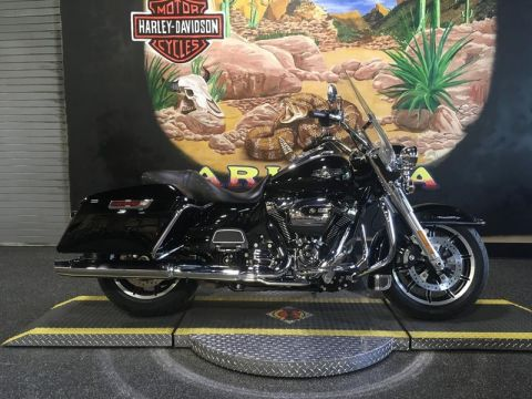 Pre-Owned 2018 Harley-Davidson Touring Road King FLHR