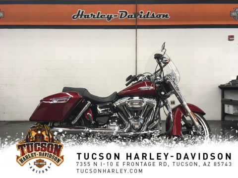 Pre-Owned 2016 Harley-Davidson Switchback